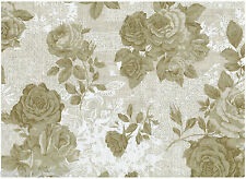 Tissu 100 % Lin - Patchwork - Cartonnage - Sac - Deco - Vendu par 20 cm -