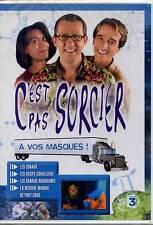 DVD - C'EST PAS SORCIER - A vos masques