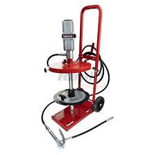 Grease Pump Pneumatic 58:1 Trolley Kit 18 - 30 Kg Drum - 48-KP7247E