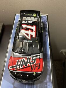 KURT BUSCH 2016 MONSTER ENERGY/ HAAS DARLINGTON THROWBACK SPECIAL 1/24 ACTION