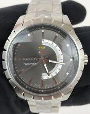 GANT TIME BOXFORD AM PM 45mm WATCH RELOJ MONTRE MIYOTA JAPAN MOVEMENT NEW.