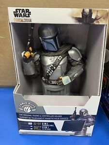 Cable Guy The Mandalorian Star Wars PS5 Xbox Series X Controller Phone Holder UK