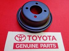 Used Water Pump Pulley fits 1990 - 1995 TOYOTA 4RUNNER PICKUP 3.O V6 V-6 OEM