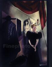 1935 Vintage Fashion FEMALE GLAMOUR Woman Photo Art Deco 16x20 By CECIL BEATON
