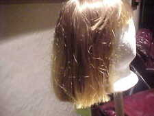 LADIES WONDERFUL YOU CHINA DOLL NWT SYN. WIG L.GOLDEN BROWN AND BLONDE 14 INCHES
