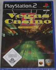 PS2 Game - VEGAS CASINO 2 - NEU - OVP