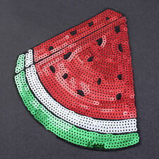 Fruit Watermelon Applique Patch Clothes Stickers for Sewing Iron On Applique