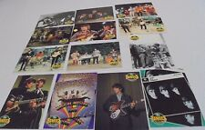13 x The Beatles The River Group 1993 Trading Cards -ON STAGE - 13 cards