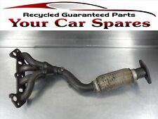 Ford Focus Exhaust Manifold & Flexi 1.6cc Petrol 98-04 Mk1