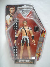 "GLADIATORS SPARTAN 6"" FIGURE WITH ACCESSORIES / 2008 / NEW & SEALED"