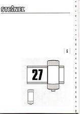 STEINEL L 270 S/ L 271 S Montage- und Bedienungs- Anleitung