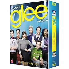 Glee Season 6 DVD - Region 2 UK