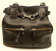 COLE HAAN Markenqualität HOCHWERTIG Beuteltasche SHOPPER Handtasche DICKLEDER 1A