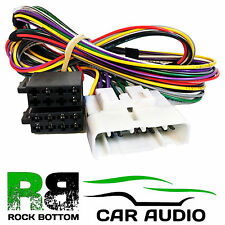 PC2-92-4 Lexus IS200 01-04 Amplifier By-Pass ISO Car Stereo Harness Adaptor Lead
