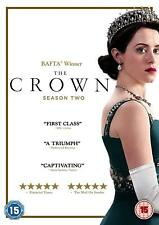 THE CROWN SEASON 2 DVD Brand New & Sealed UK Region 2 FREE POSTAGE