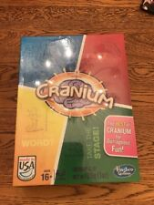 THE BEST OF CRANIUM BOARD GAME BY HASBRO age 16+  NEW SEALED