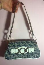 Guess Handbag Borsa Donna Piccola Monogramma Con Dust Bag Borsetta Da Spalla