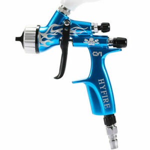 Replacement Devilbiss CV1 1.3mm Nozzle Professional Spray Gun Cars Paint 600ml