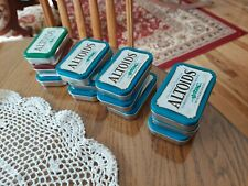 Empty Altoids Tins: Fishing, Crafts, Hardware, Office Supplies, Etc. Lot of 12