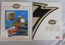 2001 INDIANAPOLIS 500 PROGRAM  INDY 500