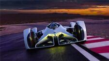 "Chevrolet Chaparral Luxury Super Race Car Art Silk Wall Poster 42""x24"""