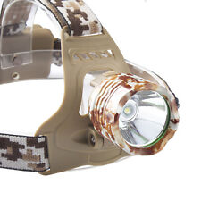 Camouflage Latest 8000LM CREE XML XM-L T6 LED 18650 Headlamp Headlight Lamp HOT!