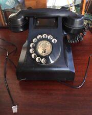 Vintage Chicargo Elkhart Ind. Bakelite Telephone