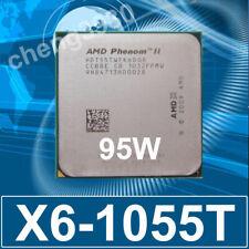AMD II X6-1055T 2.8GHz Socket AM3 95W CPU Processor