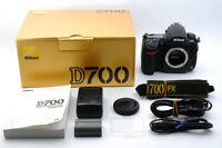 [Near Mint] Nikon D700 12.1MP Digital SLR -Shutter Count 9742- From Japan #19030