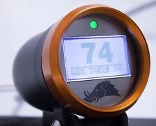 Razorback Orange Infrared Belt Temperature Gauge For 2004-2020 Can-Am Renegade