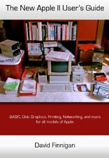 The New Apple II User's Guide by Finnigan, Mr David Book The Fast Free Shipping