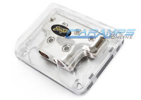 NEW STINGER POWER / GROUND 4 TO 8 GAUGE AWG CAR STEREO AMP DISTRIBUTION BLOCK 4G
