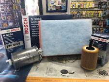 Seat Alhambra 2.0TDi Oil Air Fuel Filter 2000-11 Service Kit NEXT DAY DELIVERY
