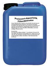(2,99 €/L) Preiswert -Aquaristik Wasseraufbereiter Filteraktivator Spar Set 10 L