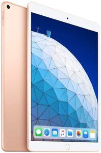 "Apple iPad Air 3rd Gen A2123 (4G/Wi-Fi) 256GB - Rose Gold 10.5"" Unlocked"