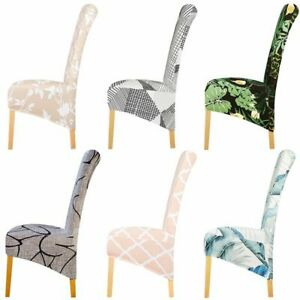 Style Big Size Seat Chair Covers Restaurant Hotel Parties Slipcovers Home Decors
