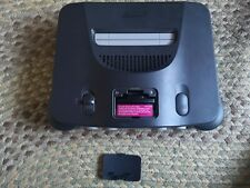 Nintendo 64 N64 Console (PAL). CONSOLE ONLY. Full Working Order