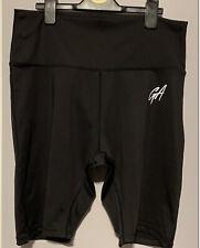 Ladies Gemma Atkinson Black Biking Shorts Size Xl