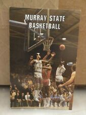 MURRAY STATE 1982-1983 BASKETBALL POCKET SCHEDULE