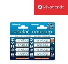 Panasonic Eneloop 4AA 2000mAh Rechargeable Battery (2-Pack)