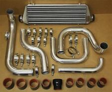 CIVIC INTEGRA DELSOL D15 BOLT-ON TURBO CHROME INTERCOOLER PIPING KIT BR COUPLERS