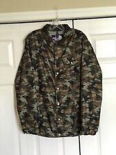 The North Face Purple Label Camo Coaches Field Jacket L Nanamica Japan Rare TNF
