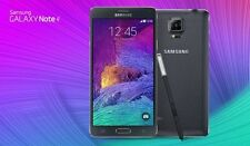 Samsung Galaxy Note 4 SM-N910T  32GB  Black T-mobile 9/10 Burn Image