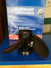 Evinrude Johnson BRP Aluminum Prop 15.5x15 P/N 177142,763315 SX Cobra 19 Spline