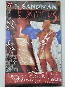 SANDMAN SPECIAL: ORPHEUS #1 (1991) VERTIGO COMICS 1ST APPEARANCE OF DESTRUCTION