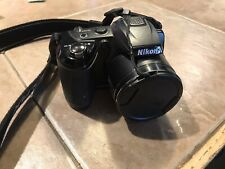 Nikon Coolpix L310 21x 14.1MP Digital Camera, Gently Used