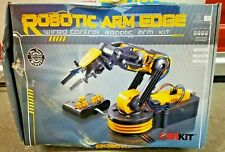 Robotic Arm Edge Wired Control Robotic Arm Kit OWI Open Box NIP Sealed Parts