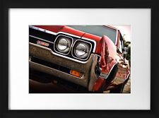 13x19 1966 Oldsmobile 442 W-30 455ci V8 Photo Art Poster Print Cutlass 4-4-2