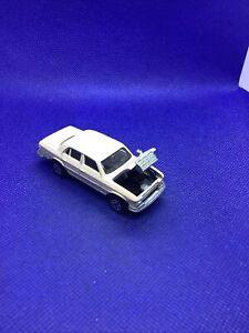 Vintage Ertl Mercedes Benz 450 SEL White Mint