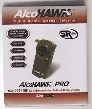 AlcoHawk Pro Digital Breath Alcohol Detector